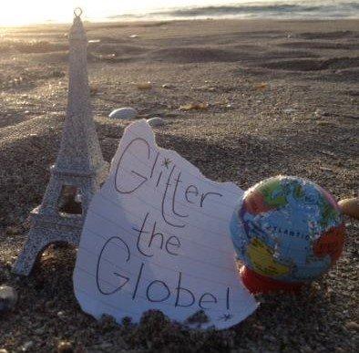 Glitter the Globe Logo
